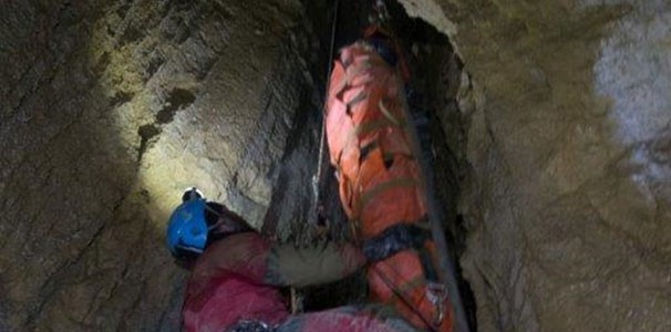 Cave Rescue Jack Daniels Cave