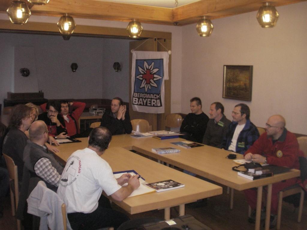 meeting in Berchtesgaden 2007