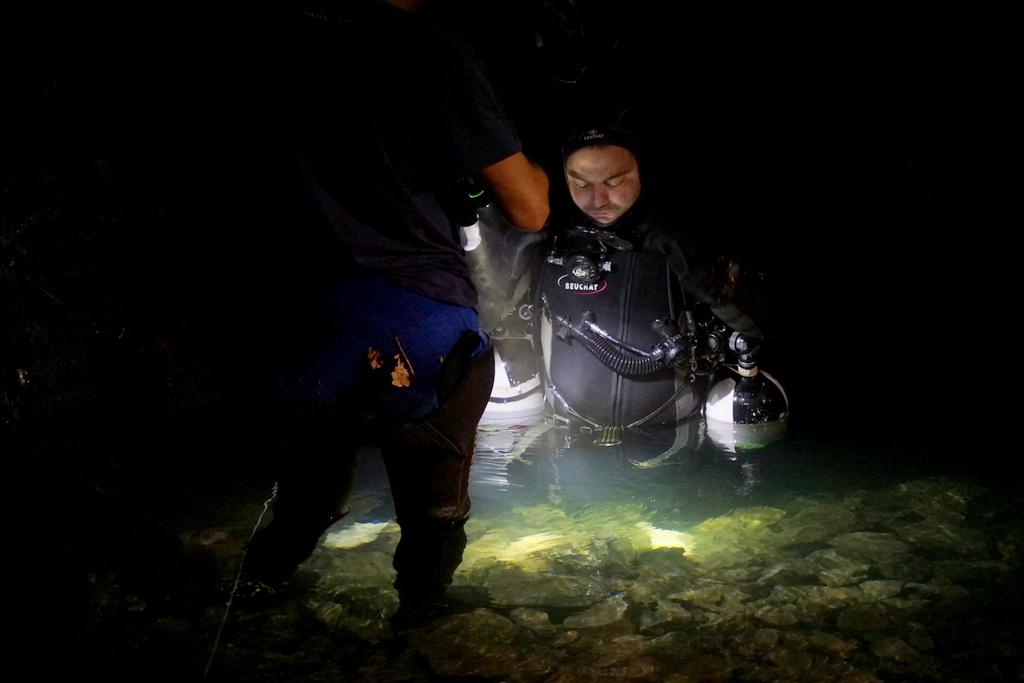Cave Diving Accident, Kipilovo, Bulgaria – European Cave