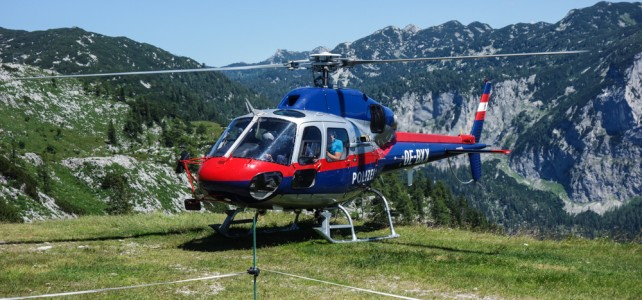 Caving team got off lightly besides heavy alarm time overflow (Austria)