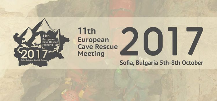 11th European Cave Rescue Meeting – 2nd Circular