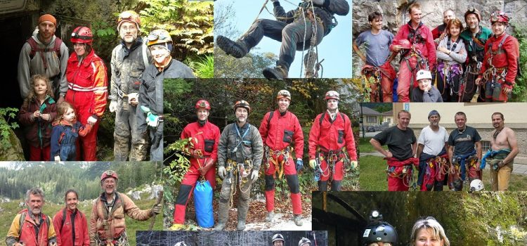 A Czech cave explorer died in a Styrian cave system / Austria, 30th Ocotber 2017