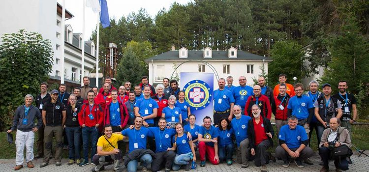 Eleventh European Cave Rescue Meeting
