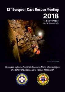 12th European Cave Rescue Meeting – 2nd Circular