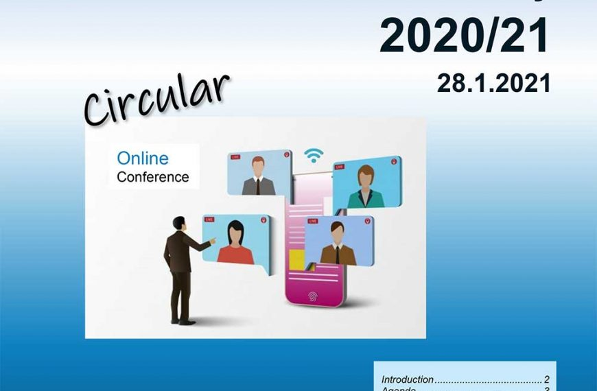 ECRA General Assembly 2020/21