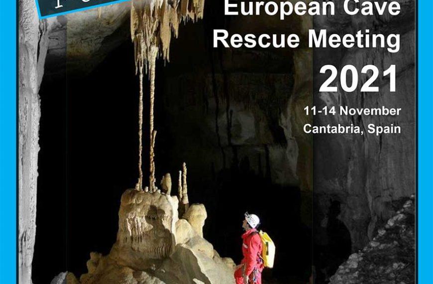European Cave Rescue Meeting 2021 – First Circular