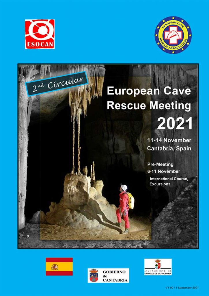 ECRM 2021, 2nd Circular